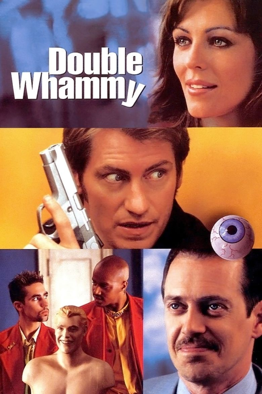 Double Whammy (film) movie poster