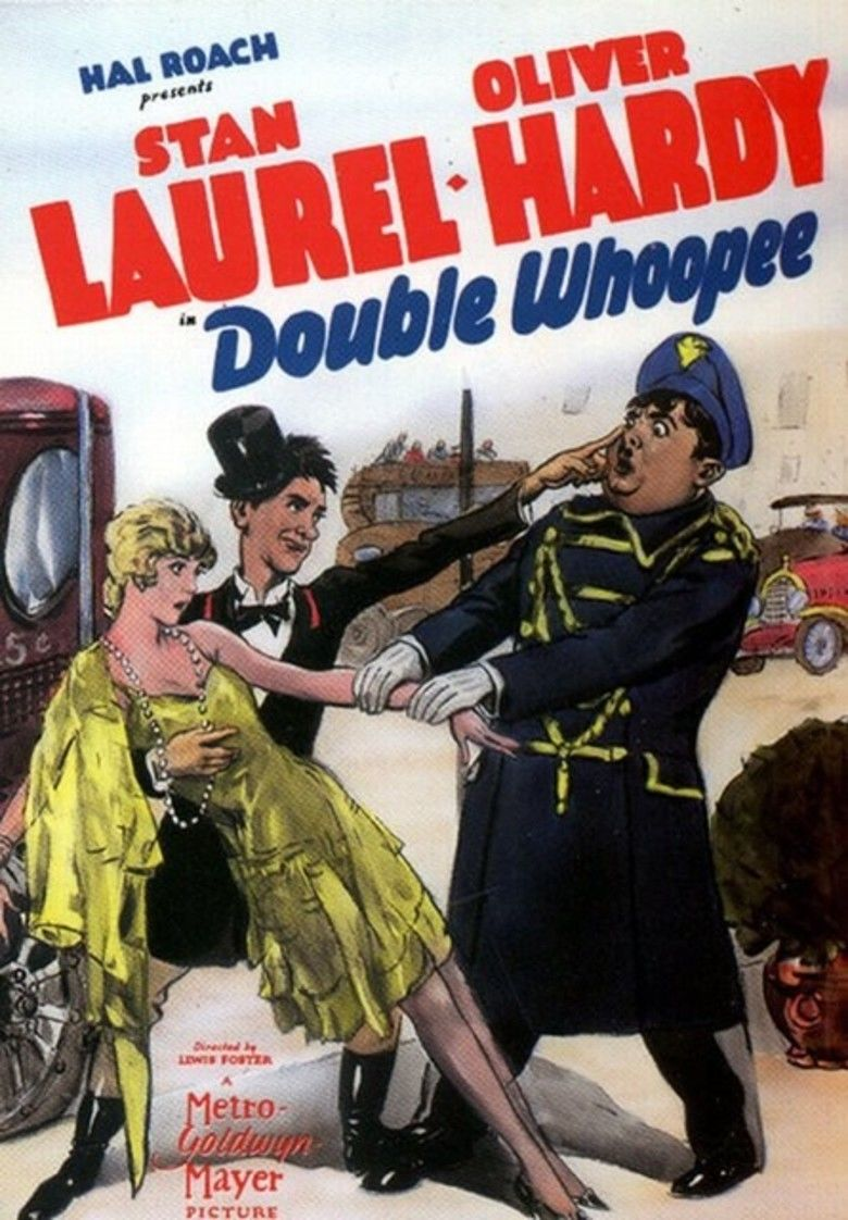 Double Whoopee movie poster