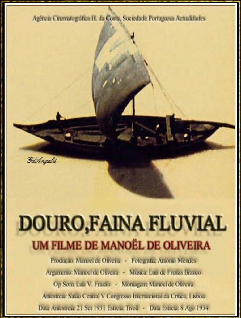 Douro, Faina Fluvial movie poster