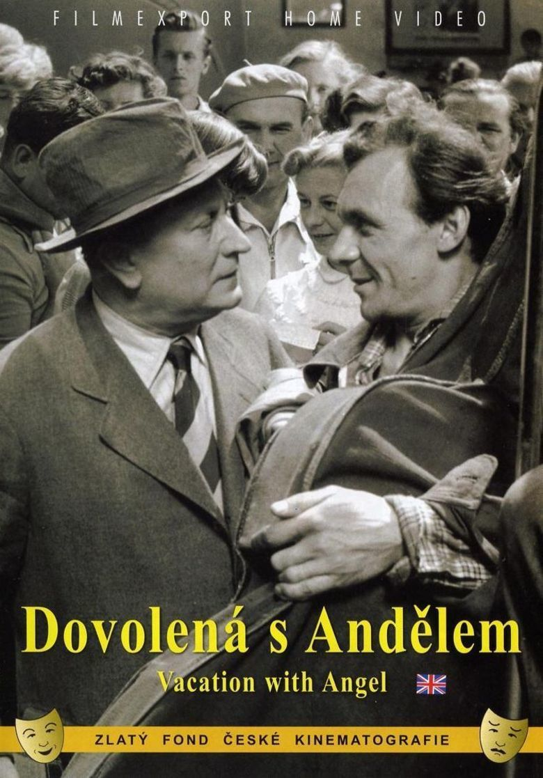 Dovolena s Andelem movie poster