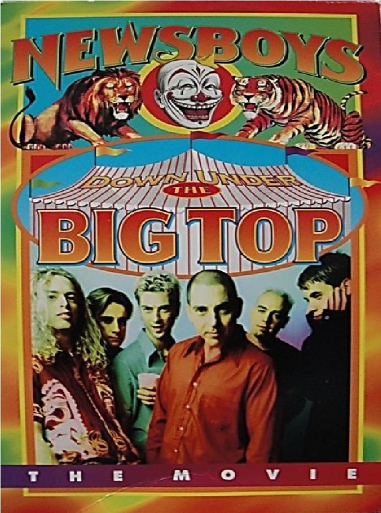 Down Under the Big Top movie poster