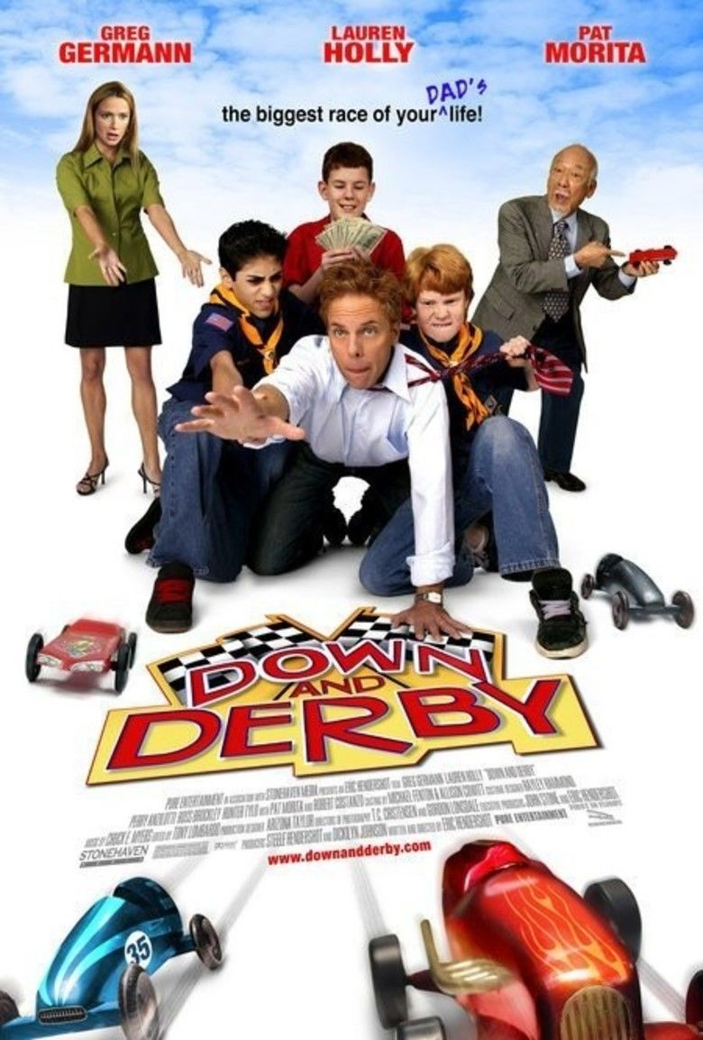 Down and Derby movie poster