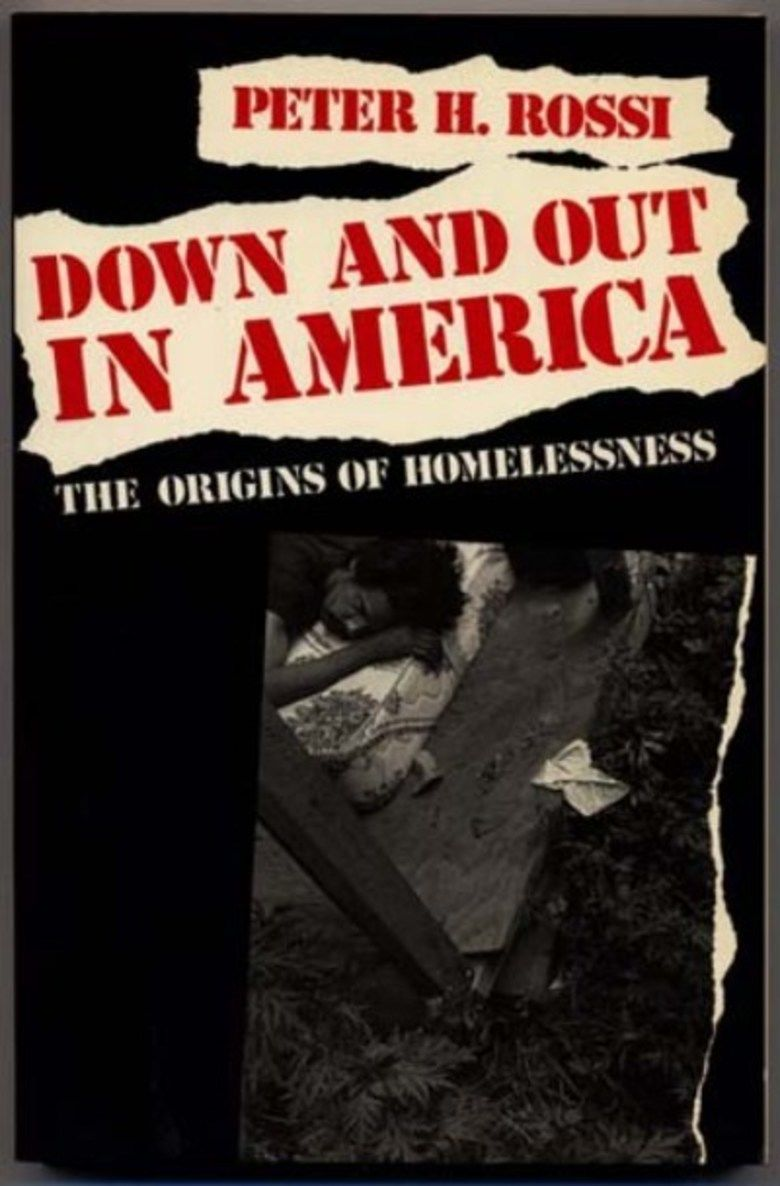Down and Out in America movie poster