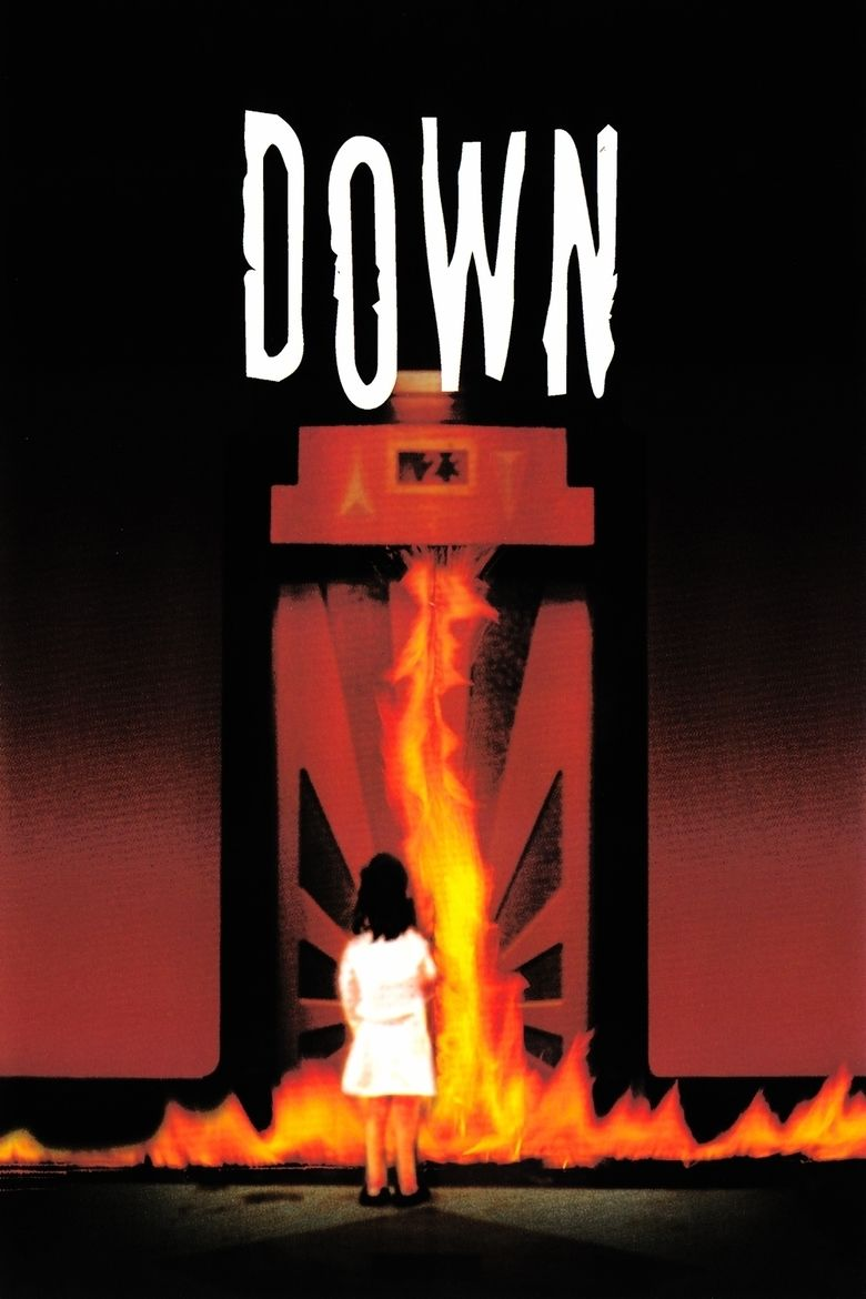 Down (film) movie poster