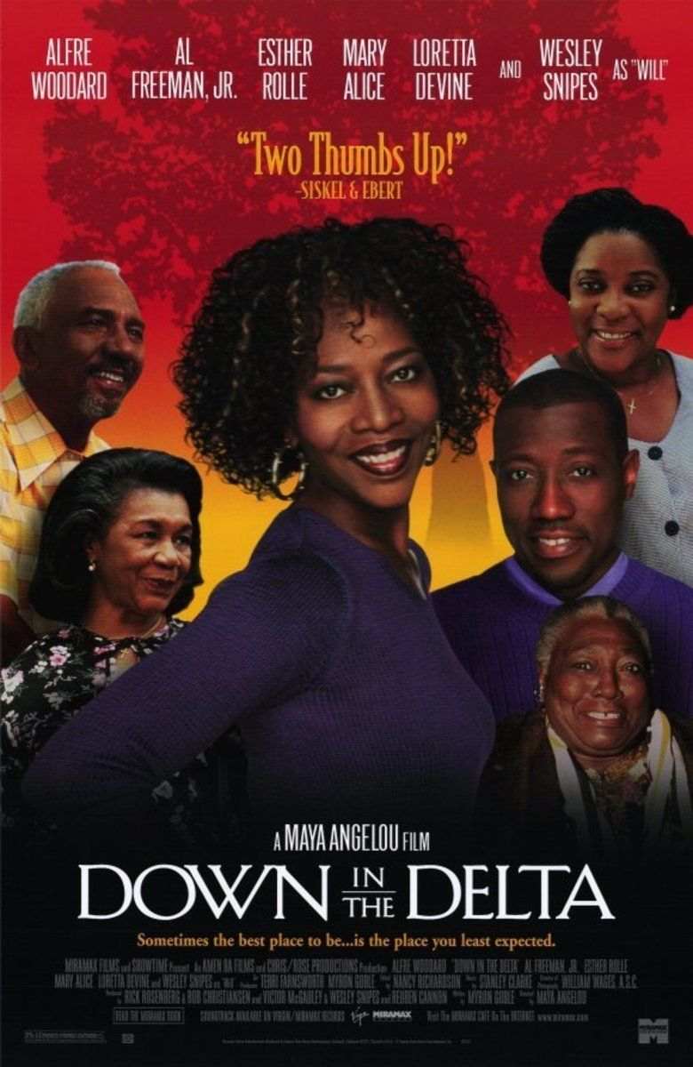 Down in the Delta movie poster