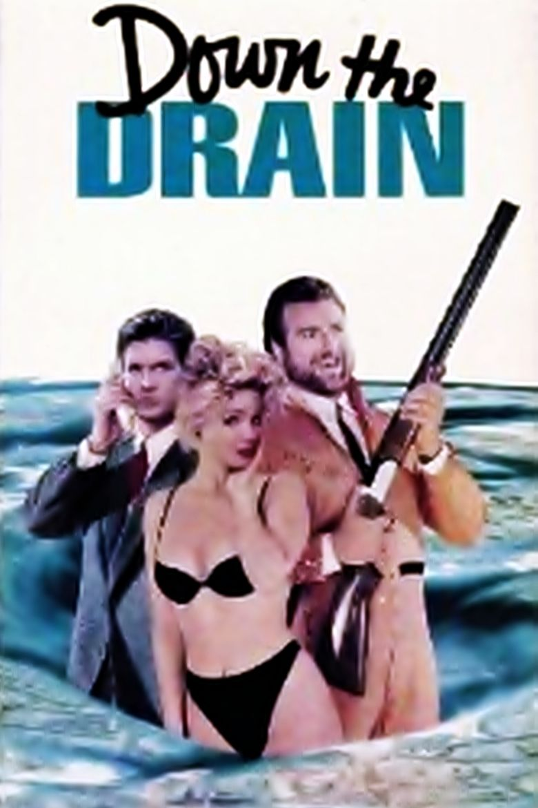 Down the Drain (film) movie poster