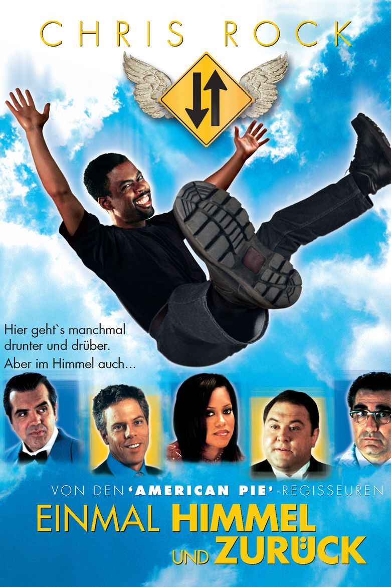 Down to Earth (2001 film) movie poster