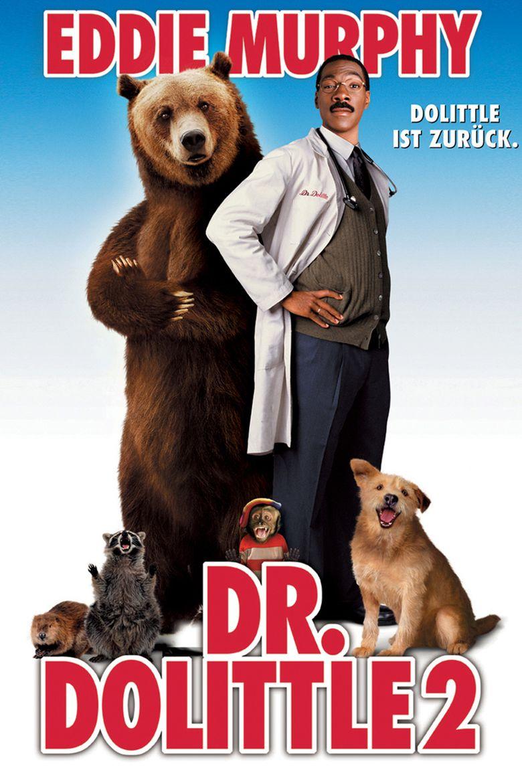Dr Dolittle 2 movie poster