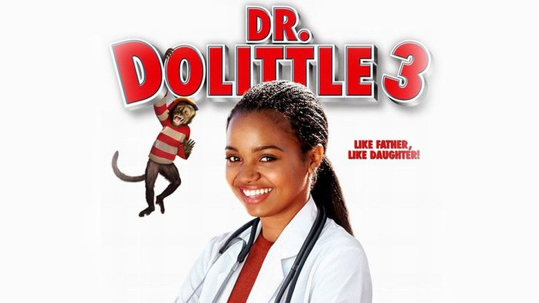 Dr Dolittle 3 movie scenes