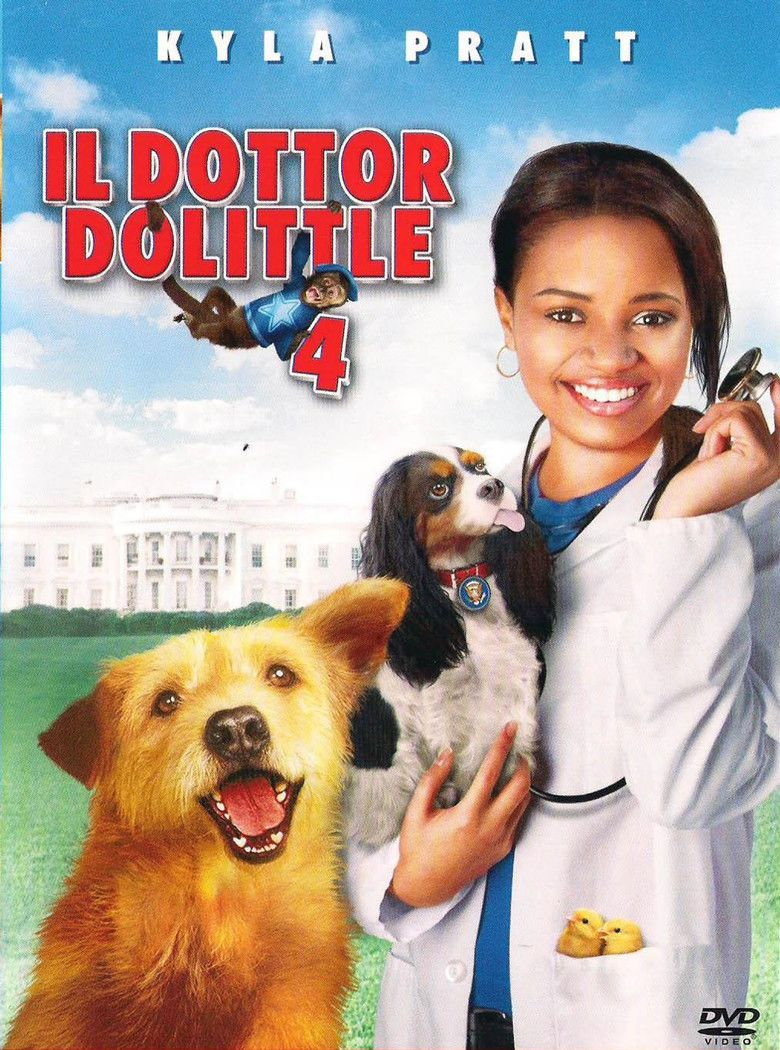 Dr Dolittle: Tail to the Chief movie poster