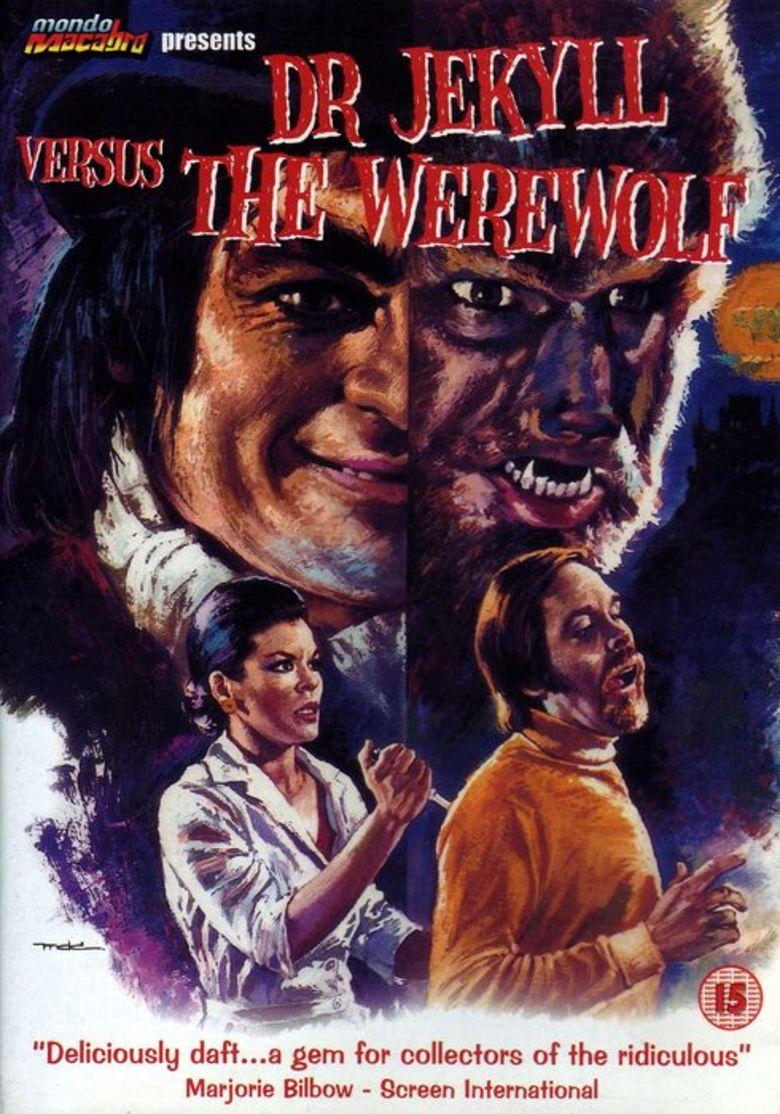 Dr Jekyll y el Hombre Lobo movie poster