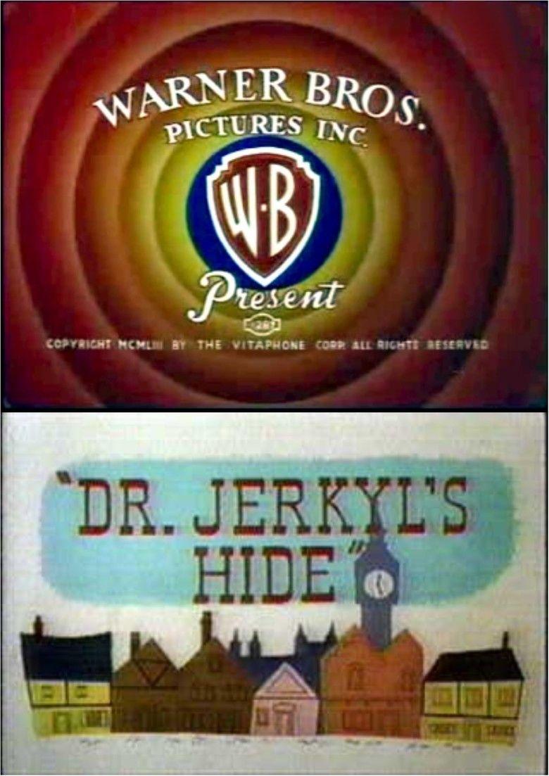 Dr Jerkyls Hide movie poster