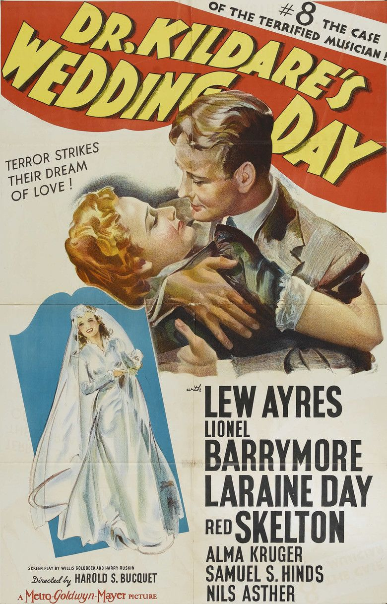 Dr Kildares Wedding Day movie poster