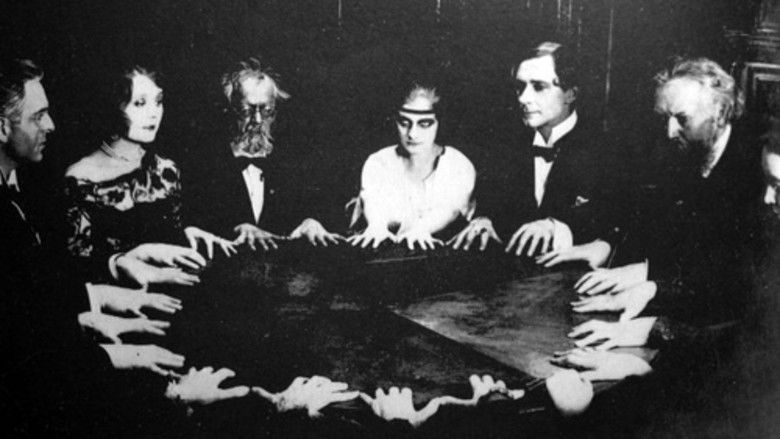 Dr Mabuse the Gambler movie scenes