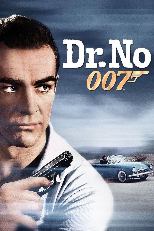 Dr No (film) movie poster