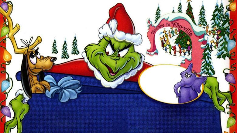 Dr Seuss How the Grinch Stole Christmas! (TV special) movie scenes