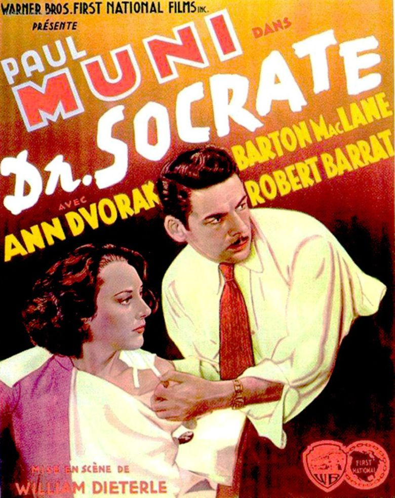 Dr Socrates movie poster