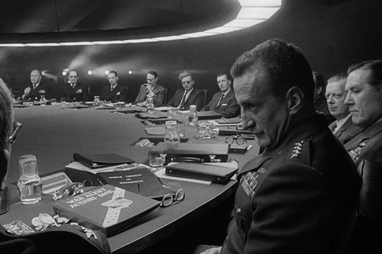 Dr Strangelove movie scenes