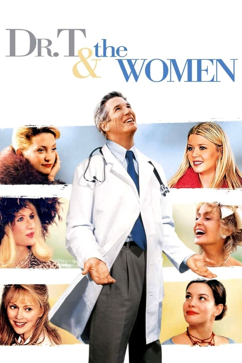 Dr T and the Women movie poster