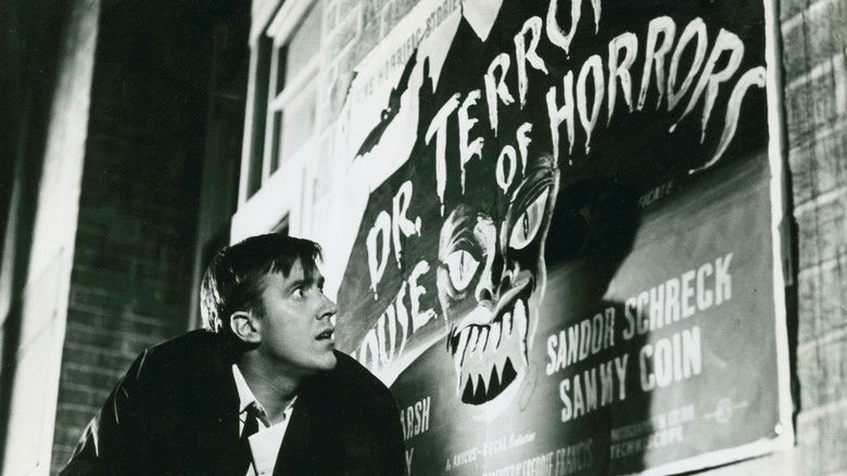 Dr Terrors House of Horrors movie scenes