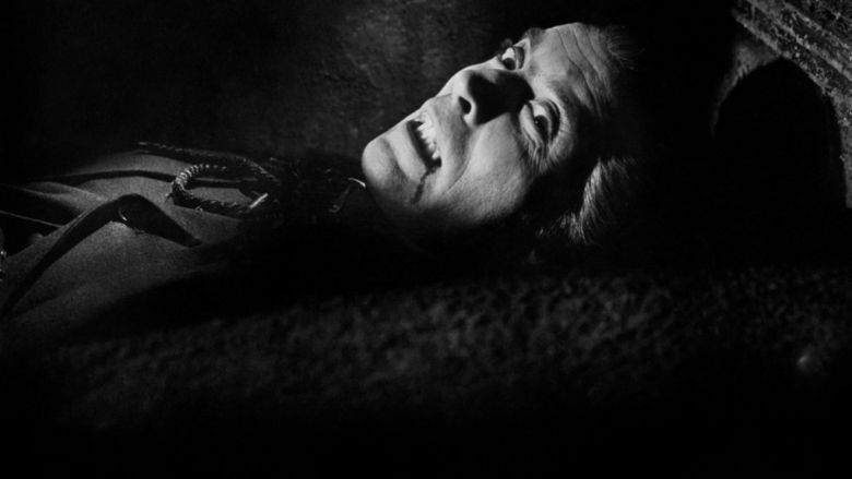 Dracula (1958 film) movie scenes