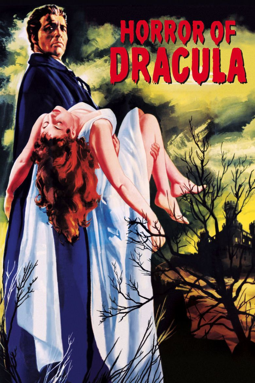 Dracula (1958 film) movie poster