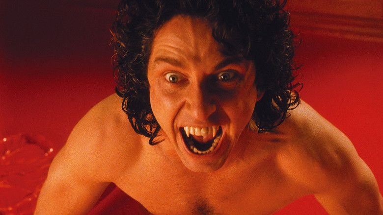Dracula 2000 movie scenes