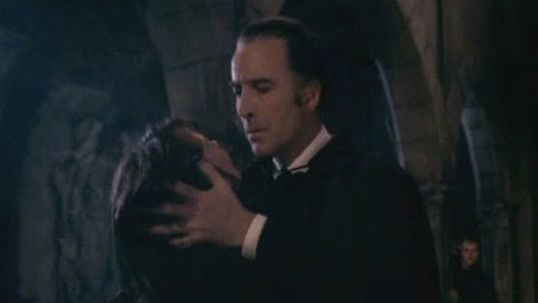 Dracula AD 1972 movie scenes