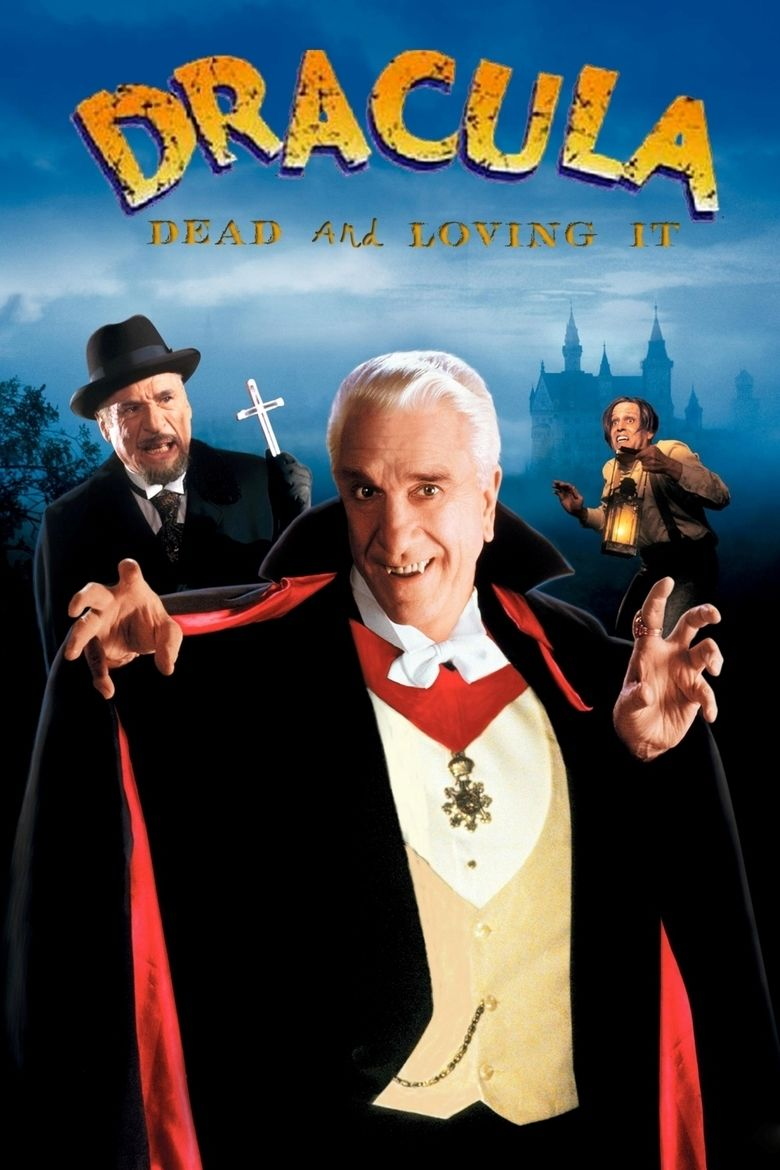 Dracula: Dead and Loving It movie poster