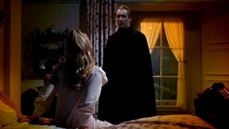 Dracula Has Risen from the Grave movie scenes