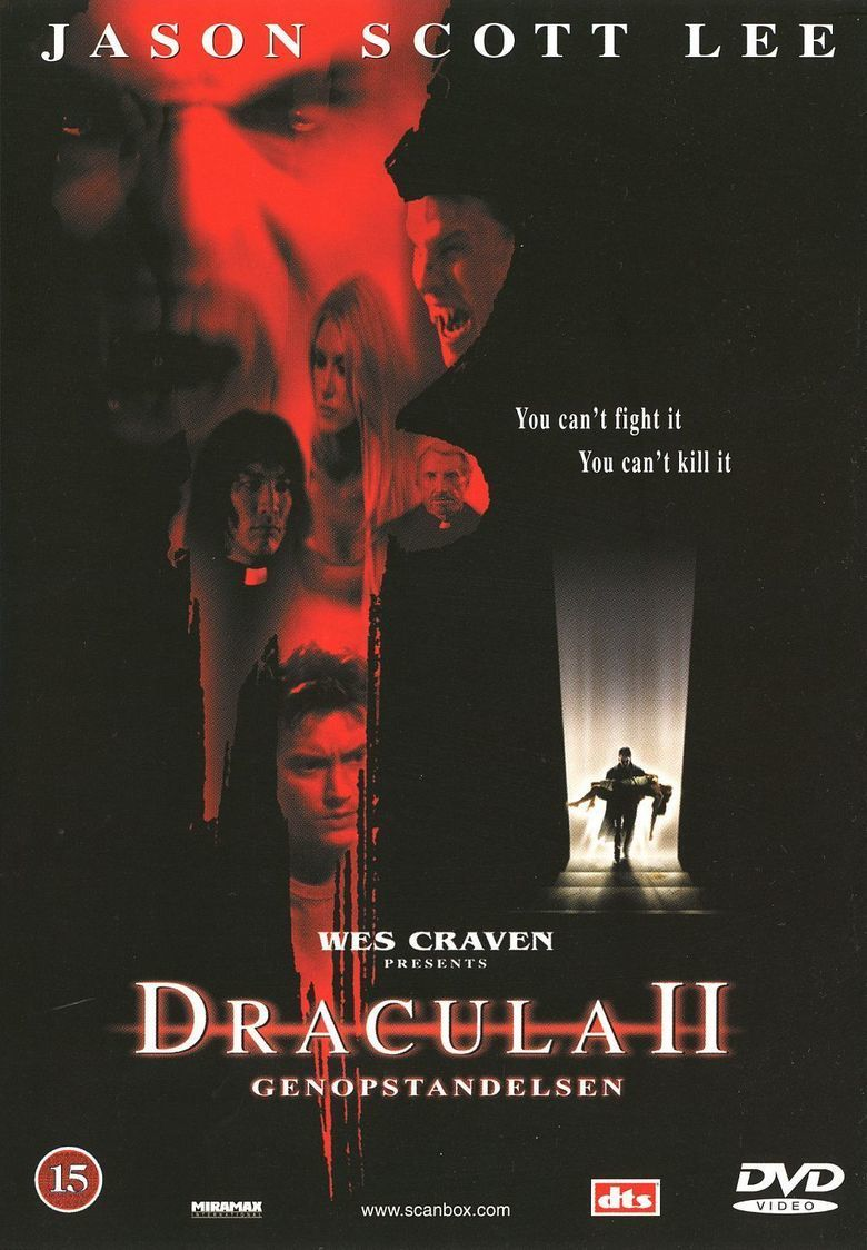 Dracula II: Ascension movie poster