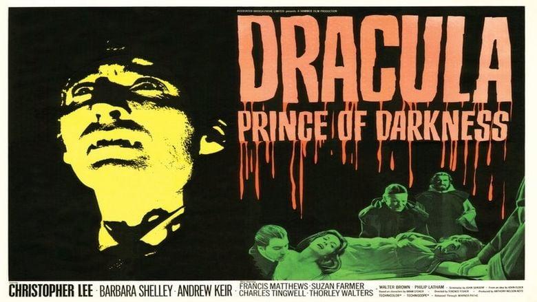 Dracula: Prince of Darkness movie scenes
