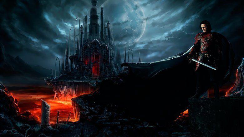 Dracula Untold movie scenes