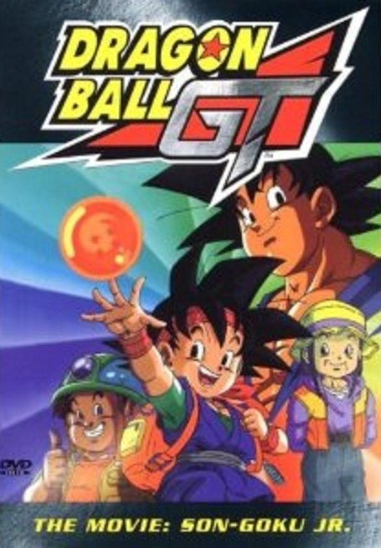 Dragon Ball GT: A Heros Legacy movie poster