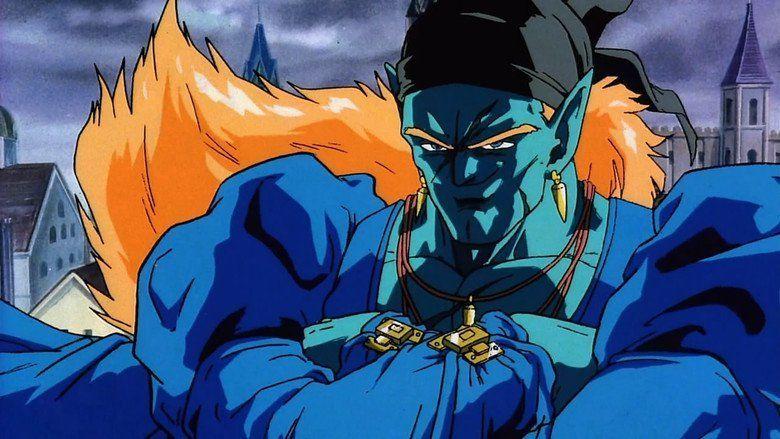 Dragon Ball Z: Bojack Unbound movie scenes