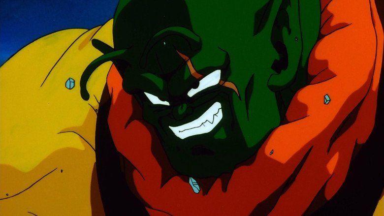 Dragon Ball Z: Lord Slug movie scenes