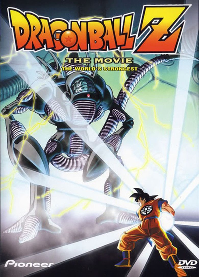 Dragon Ball Z: The Worlds Strongest movie poster