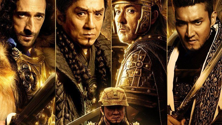 Dragon Blade (film) movie scenes