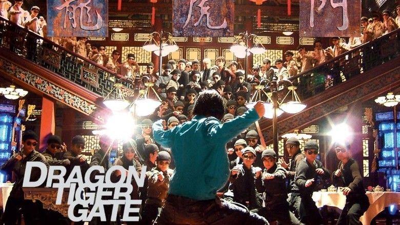 Dragon Tiger Gate movie scenes