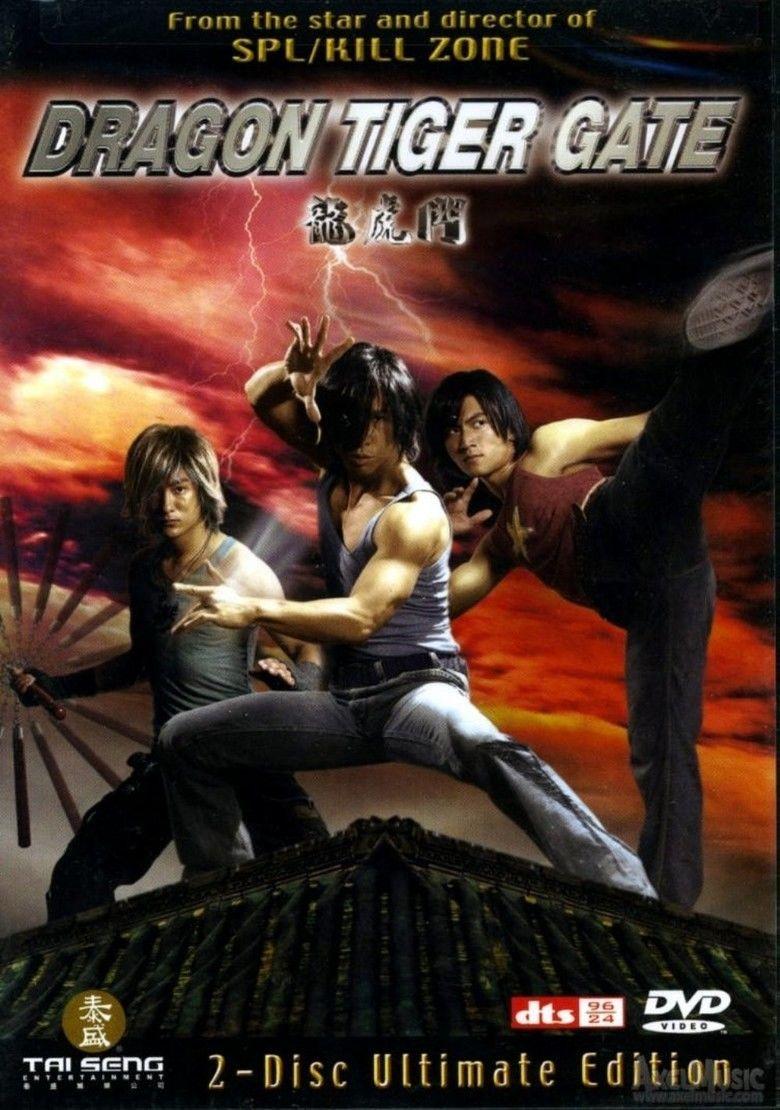 Dragon Tiger Gate movie poster