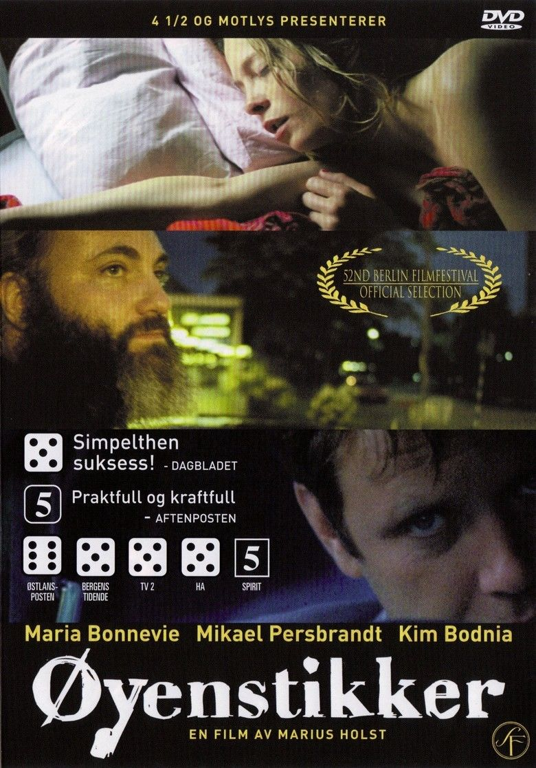 Dragonfly (2001 film) movie poster