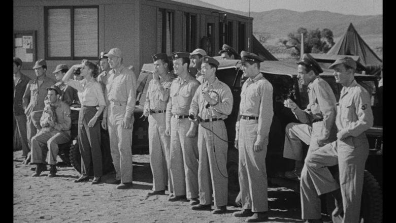 Dragonfly Squadron movie scenes
