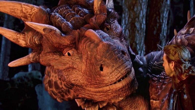 Dragonheart movie scenes