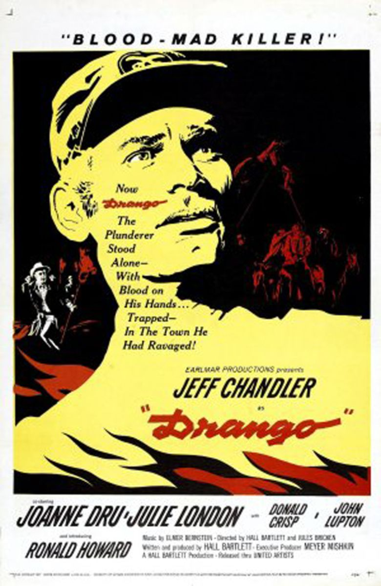 Drango movie poster