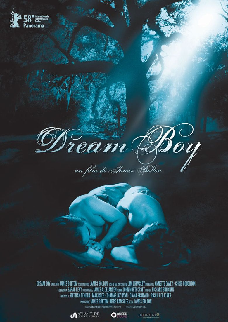 Dream Boy (film) movie poster