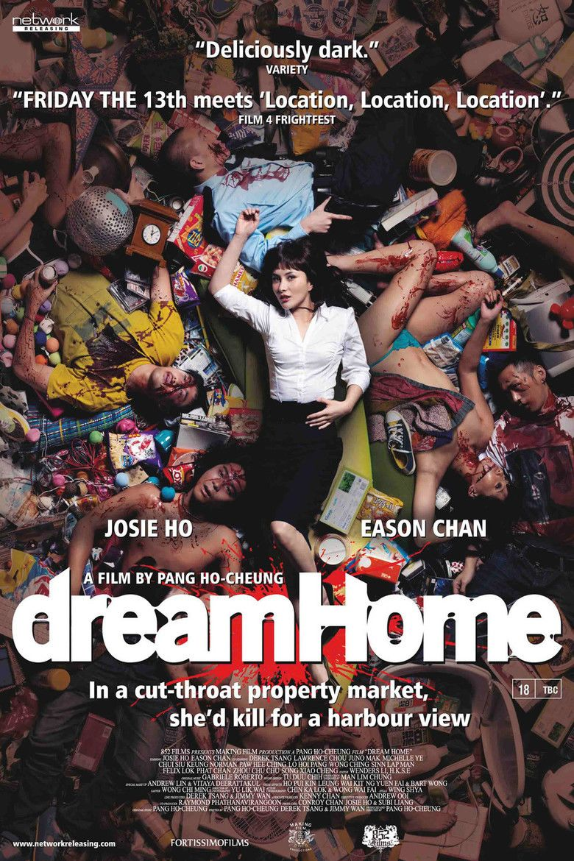 Dream Home movie poster