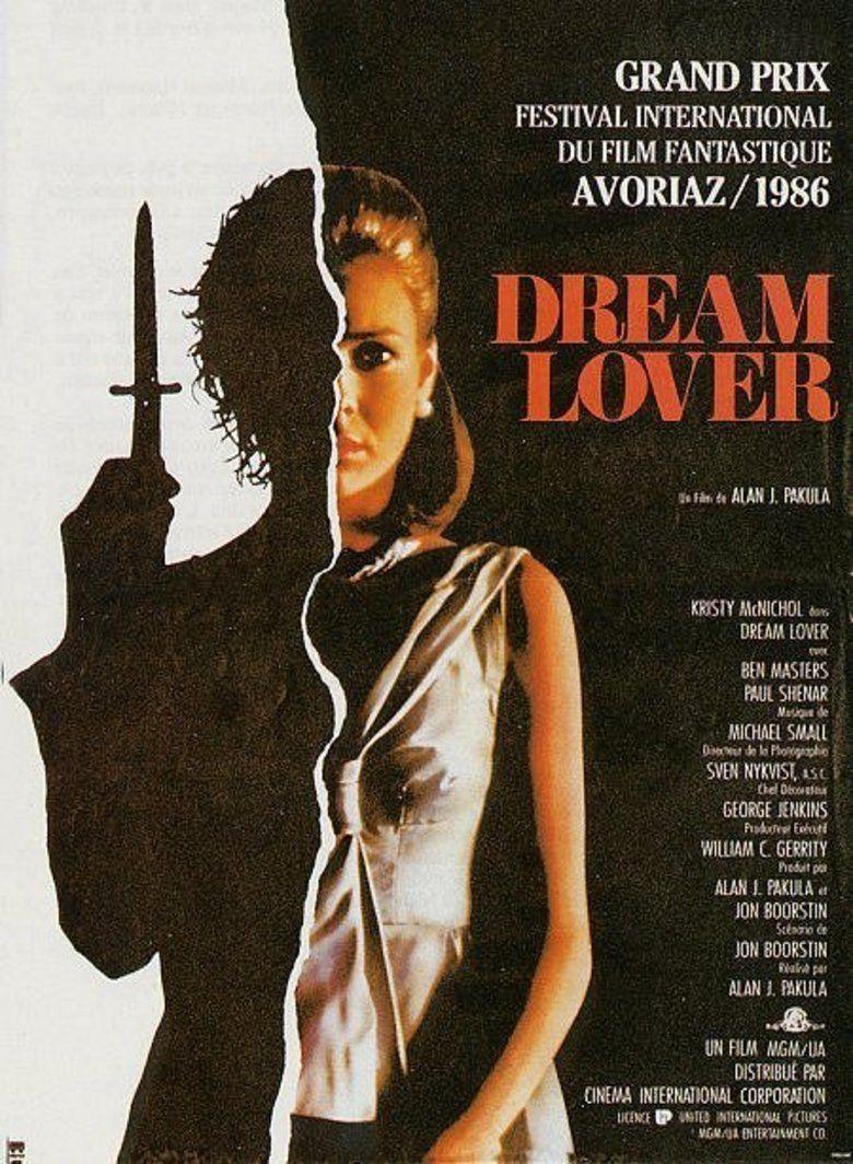 Dream Lover (1986 film) movie poster