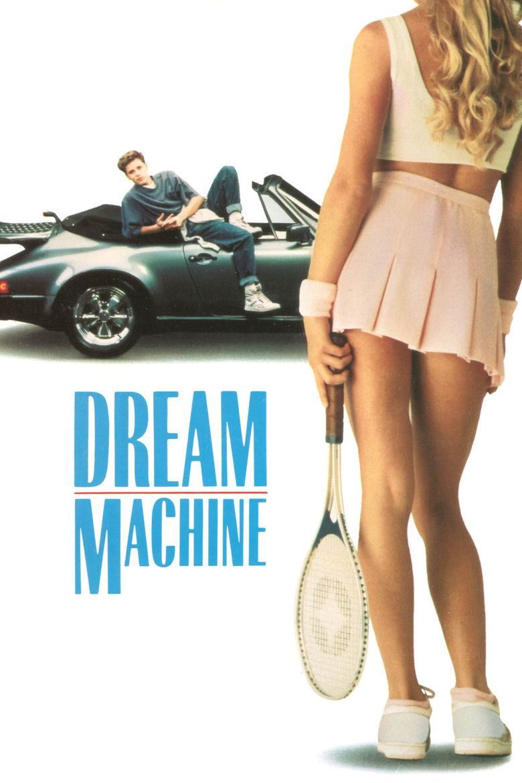 Dream Machine (film) movie poster