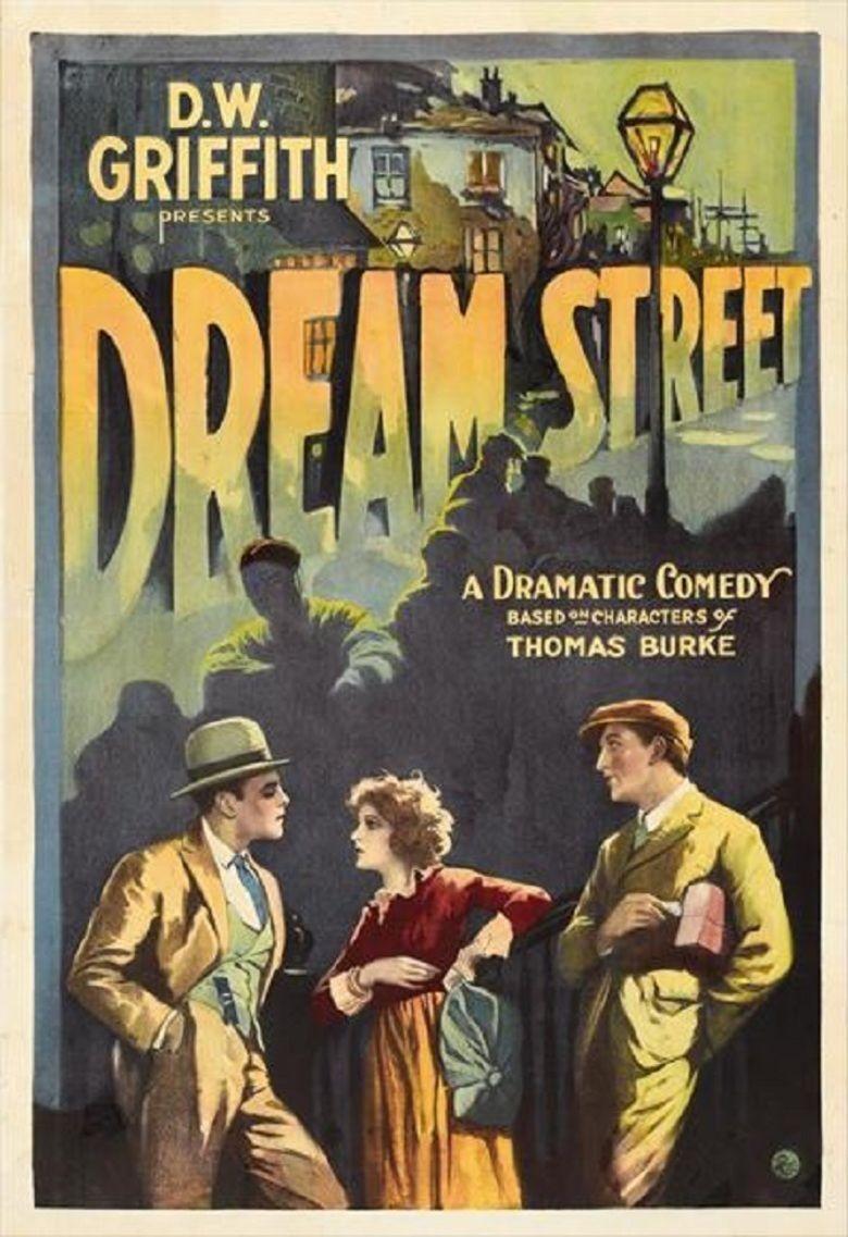 Dream Street (film) movie poster