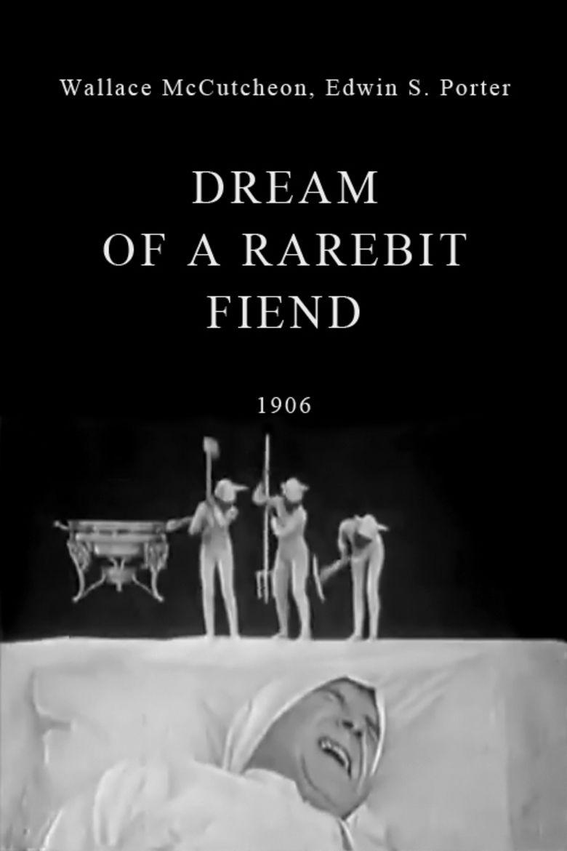 Dream of a Rarebit Fiend (1906 film) movie poster